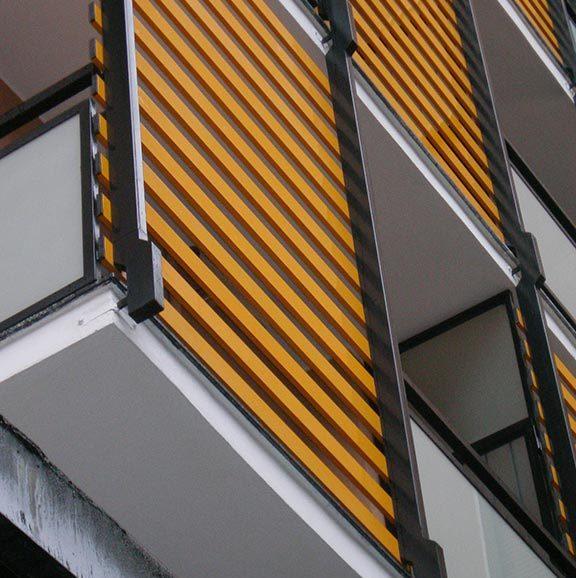 Rifacimento balconi e ringhiere, Milano
